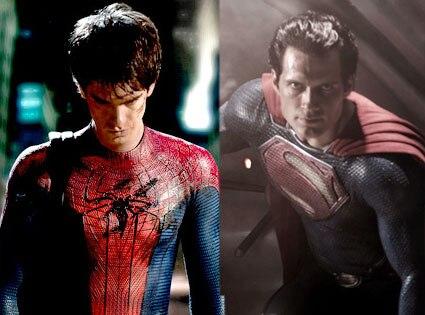 Andrew Garfield, HENRY CAVILL, Spiderman