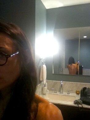 Demi Moore, Twitter