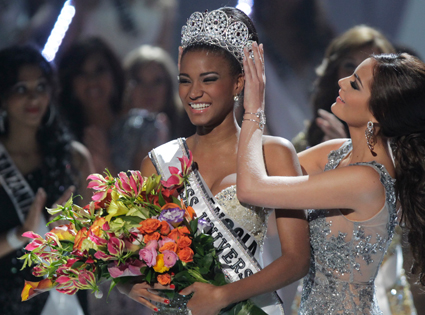 Miss Angola, Leila Lopes, Miss Universe