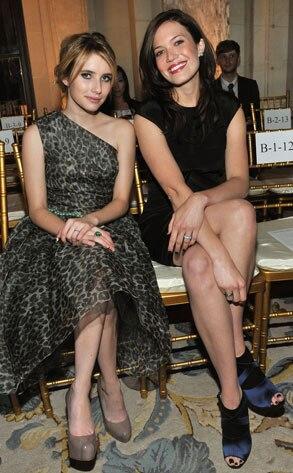 Emma Roberts, Mandy Moore