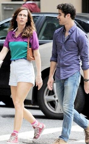 Kristen Wiig, Darren Criss