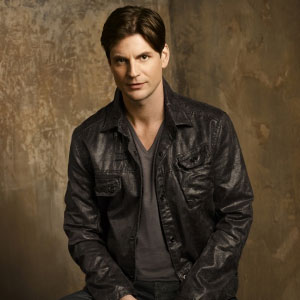 THE SECRET CIRCLE, Gale Harold