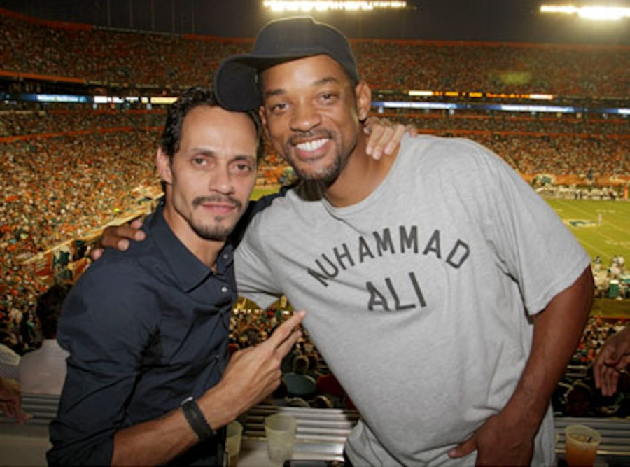 Marc Anthony, Will Smith