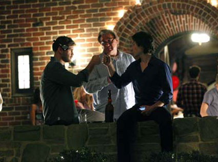 The Vampire Diaries, Behind the Scenes