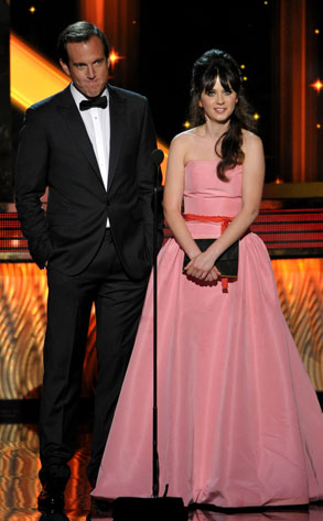 Will Arnett, Zooey Deschanel