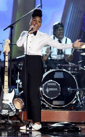 Janelle Monae, Dancing with the Stars Performances, DWTS