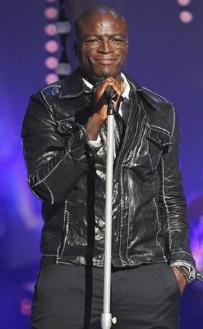 Seal, Dancing with the Stars Performances, DWTS
