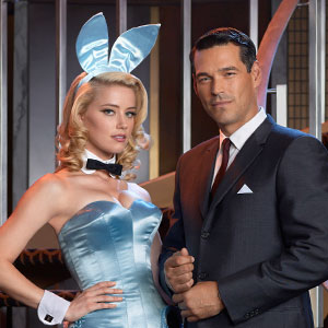 The Playboy Club, Amber Heard, Eddie Cibrian