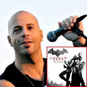 Daughtry, Batman Arkham City Album