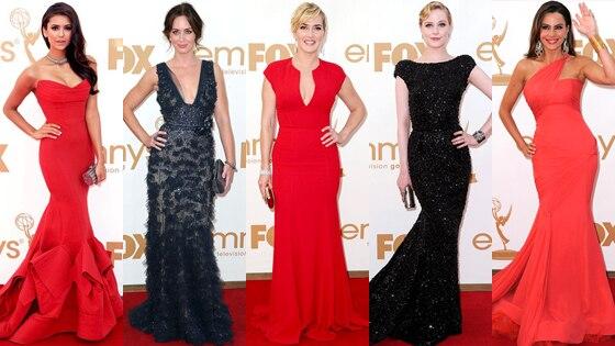 Nina Dobrev, Emily Blunt, Kate Winslet, Evan Rachel Wood, Sofia Vergara