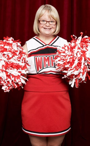 Lauren Potter, Glee, Season 3