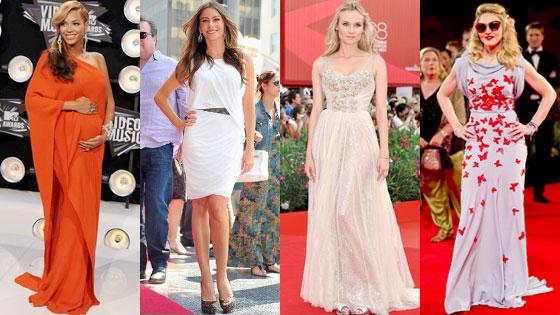Beyonce, Sofia Vergara, Diane Kruger, Madonna