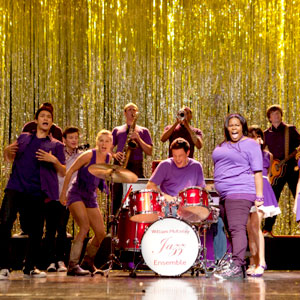 Glee, Amber Riley, Cast