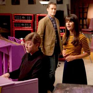 Glee, Lea Michele, Matthew Morrison