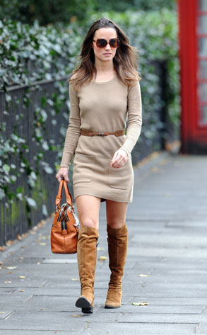Nude Little Number from Pippa Middletons Best Looks   E! News