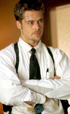 Brad Pitt, Seven