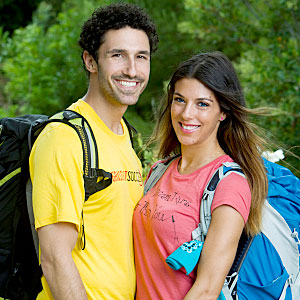 The Amazing Race, Ethan Zohn, Jenna Morasca
