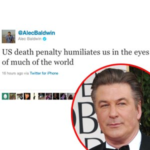 Alec Baldwin Tweets a ... Alec Baldwin Twitter