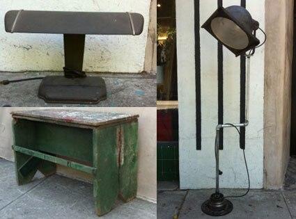 Robert Pattinson Furniture