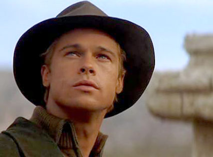 Seven Years in Tibet, Brad Pitt