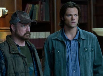 Supernatural, Season 7, Jared Padalecki, Jim Beaver