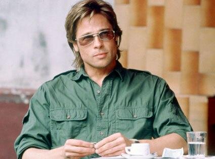 Spy Game, Brad Pitt