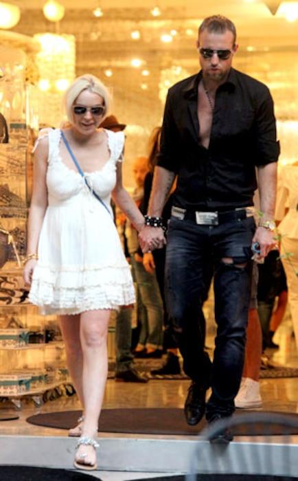 Lindsay Lohan, Philipp Plein
