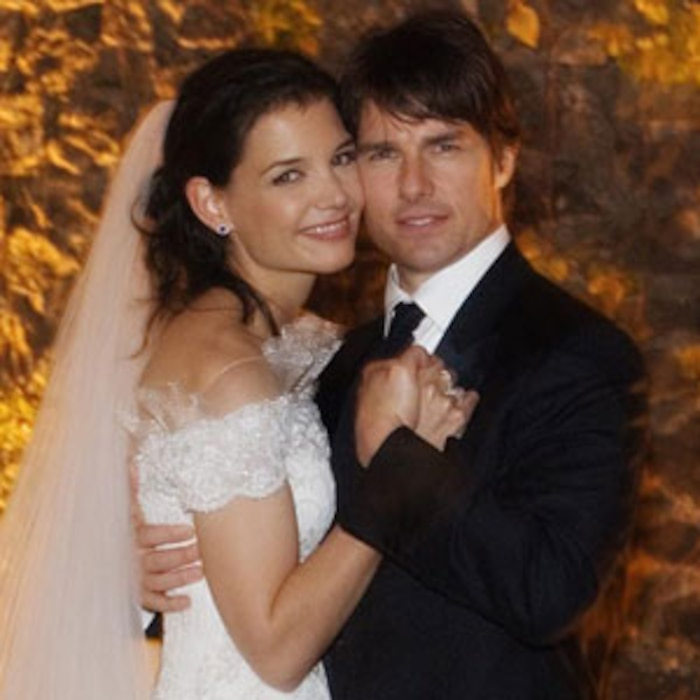 10 Years Later All The Details From Tom Cruise And Katie Holmes Lavish Italian Wedding