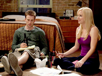 What's Your Number, Anna Faris, Chris Evans
