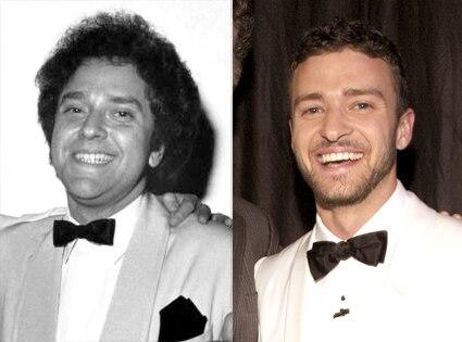 Neil Bogart, Justin Timberlake