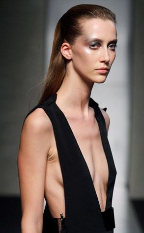 Gianfranco Ferre Model