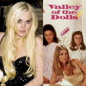 Lindsay Lohan, Valley of the Dolls
