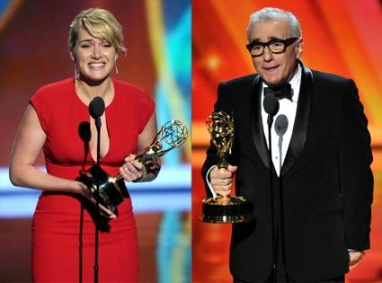 Kate Winslet, Martin Scorsese