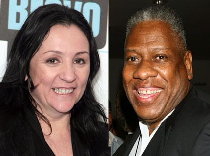 Kelly Cutrone, Andre Leon Talley