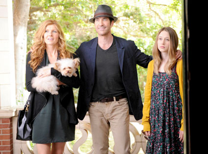 AMERICAN HORROR STORY, Connie Britton, Dylan McDermott, Taissa Farmiga