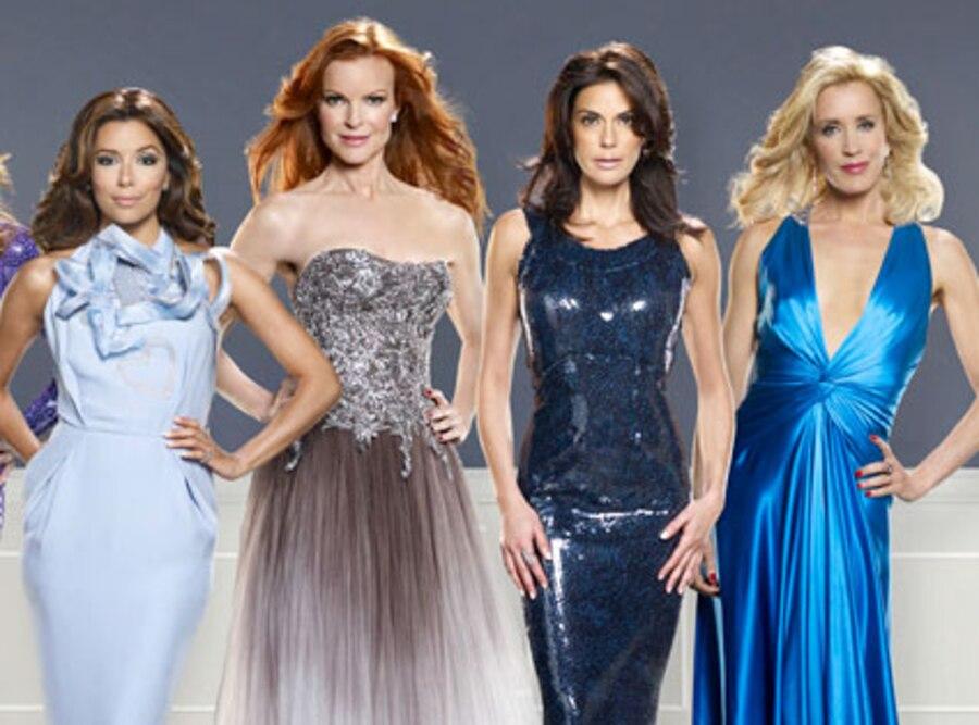 Desperate Housewives, Eva Longoria, Terri Hatcher, Marcia Cross, Felicity Huffman