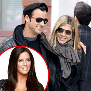 Jen Aniston, Justin Theroux, Patti Stanger