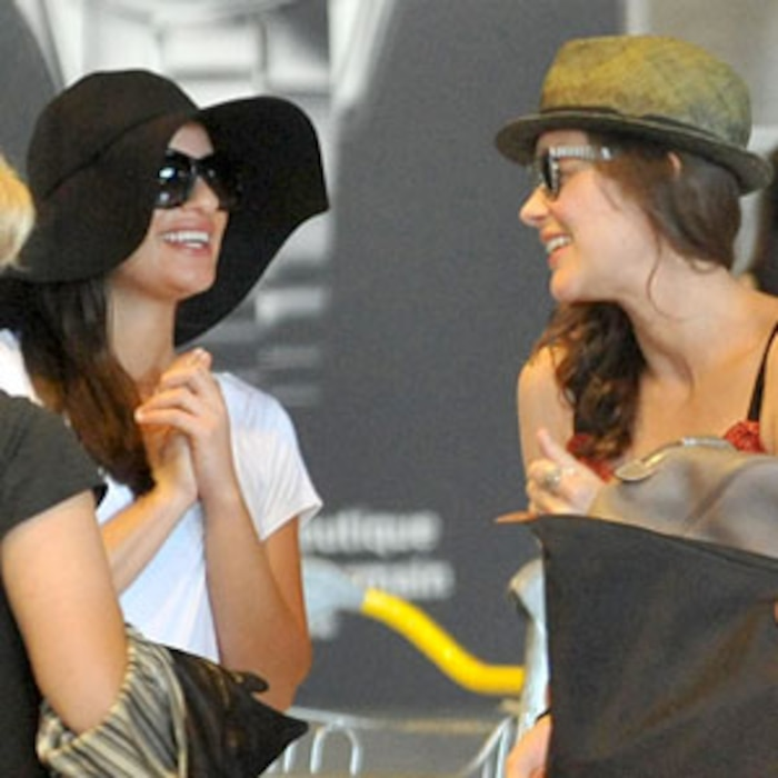 Lea Michele, Marion Cotillard