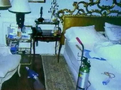 Michael Jackson, Bedroom, Conrad Murray Trial