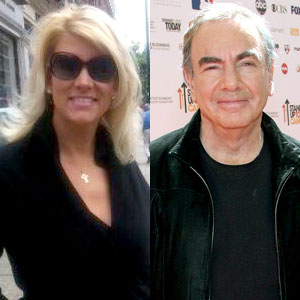 Katie McNeil, Neil Diamond