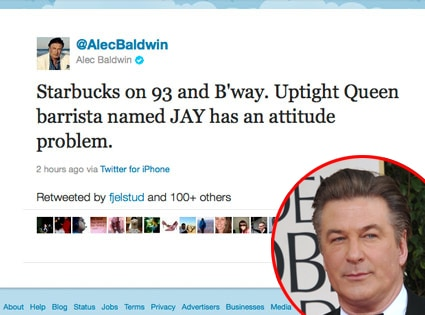 Coffee Is for Closers:... Alec Baldwin Twitter