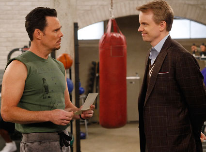 HOW TO BE A GENTLEMAN, Kevin Dillon, David Hornsby