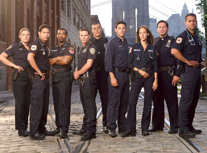 Third Watch, 2001 Cast