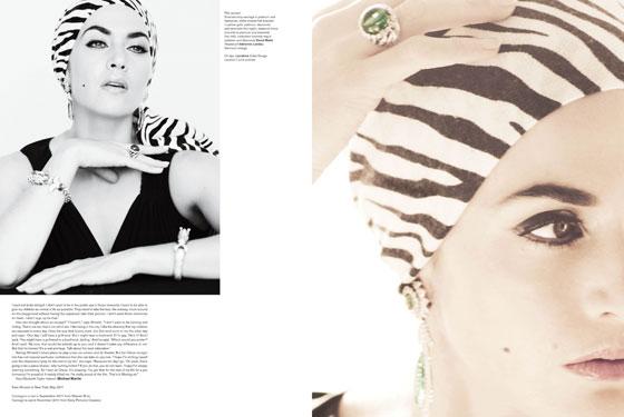 Kate Winslet, V Magazine