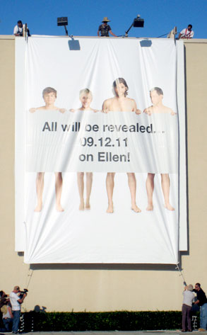 Two And A Half Men billboard