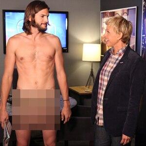 Ashton Kutcher, Ellen DeGeneres Show