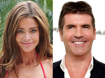 Simon Cowell, Denise Richards