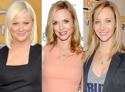 Amy Poehler, Heather Graham, Lisa Kudrow