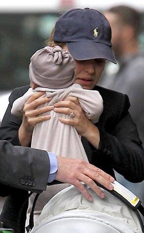 Natalie Portman, Aleph Millepied