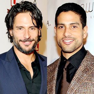 Joe Manganiello, Adam Rodriguez